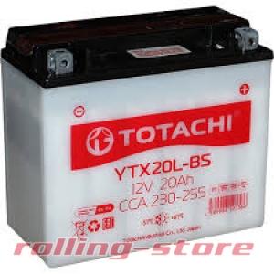 Аккумуляторная батарея YTX20L-BS на rolling-store.ru - Изображение 1