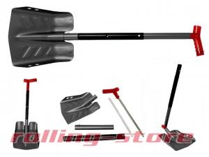 Лопата SPI с пилой и телескопической ручкой на rolling-store.ru - Изображение 1