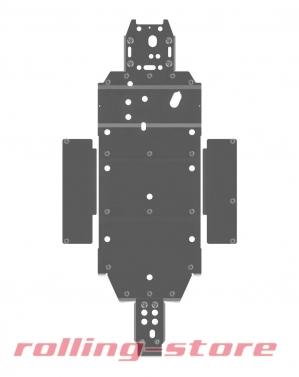 защита днища STORM RZR/RZR-S 800 40.1718 на rolling-store.ru - Изображение 1