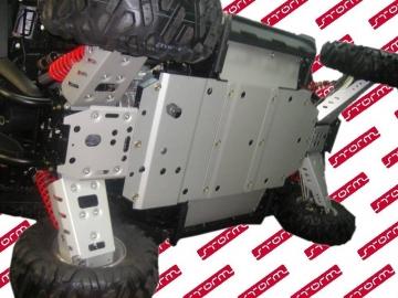 защита днища STORM RZR/RZR-S 800 40.1718 на rolling-store.ru - Изображение 2